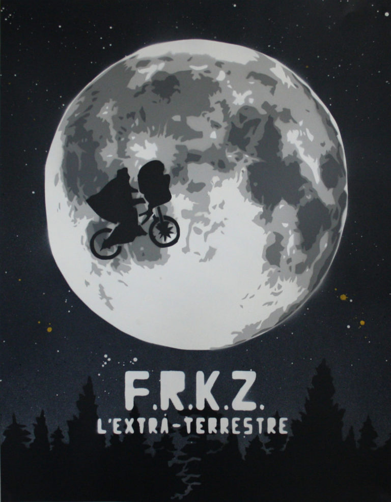 BenMaker.fr - FRKZ l'extraterrestre
