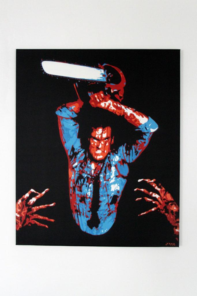Evil Dead - BenMaker.fr