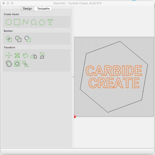 carbide create
