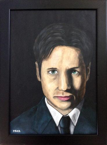 BenMaker - Fox Mulder