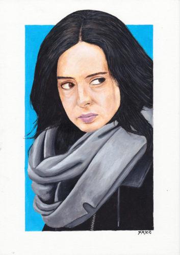Jessica Jones - BenMaker.fr