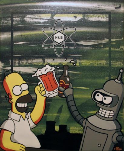 BenMaker.fr - Homer & Bender