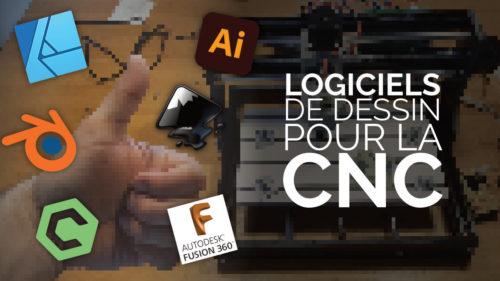 Logiciels de dessin pour la CNC