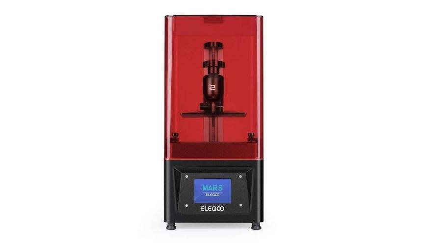 Imprimante 3D Elegoo mars