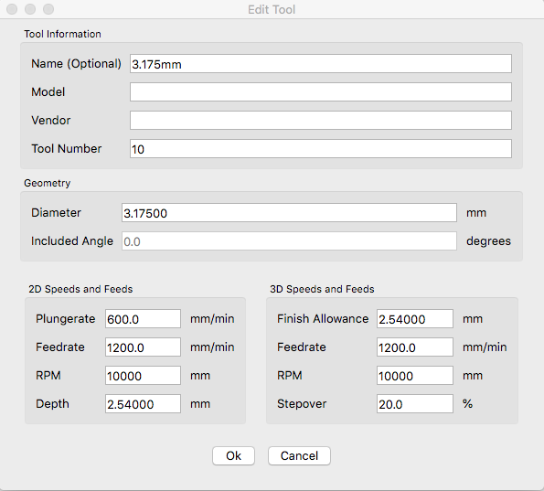 Carbide create edit tool