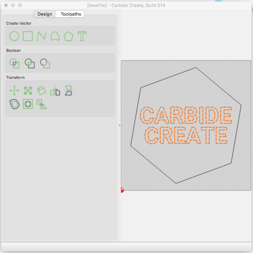 carbide create