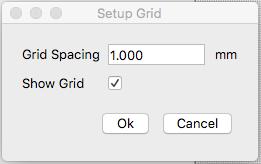 carbide create - setup grid