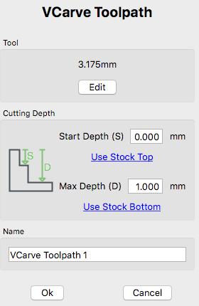 Carbide create vcarve toolpath